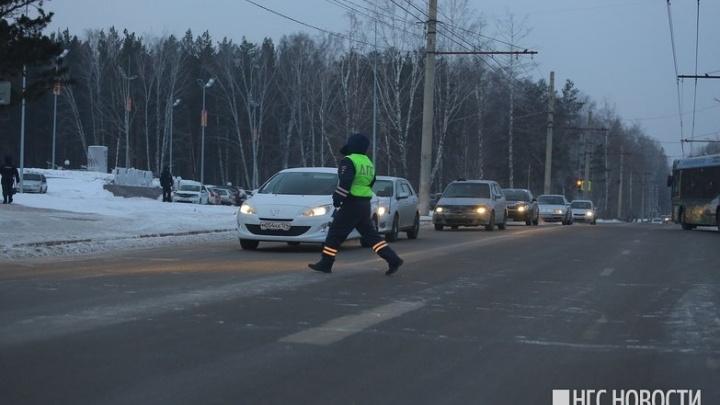 В красноярской ГИБДД пояснили новый закон Путина о «0,3 промилле для водителей»