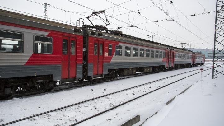 Проезд в электричках подорожает после Нового года
