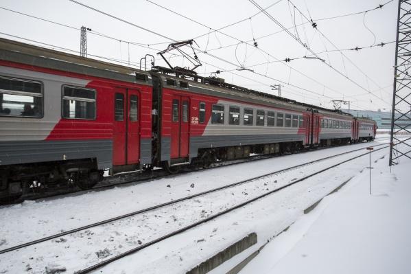 В среднем цены на проезд в электричках повысятся на 6,7%