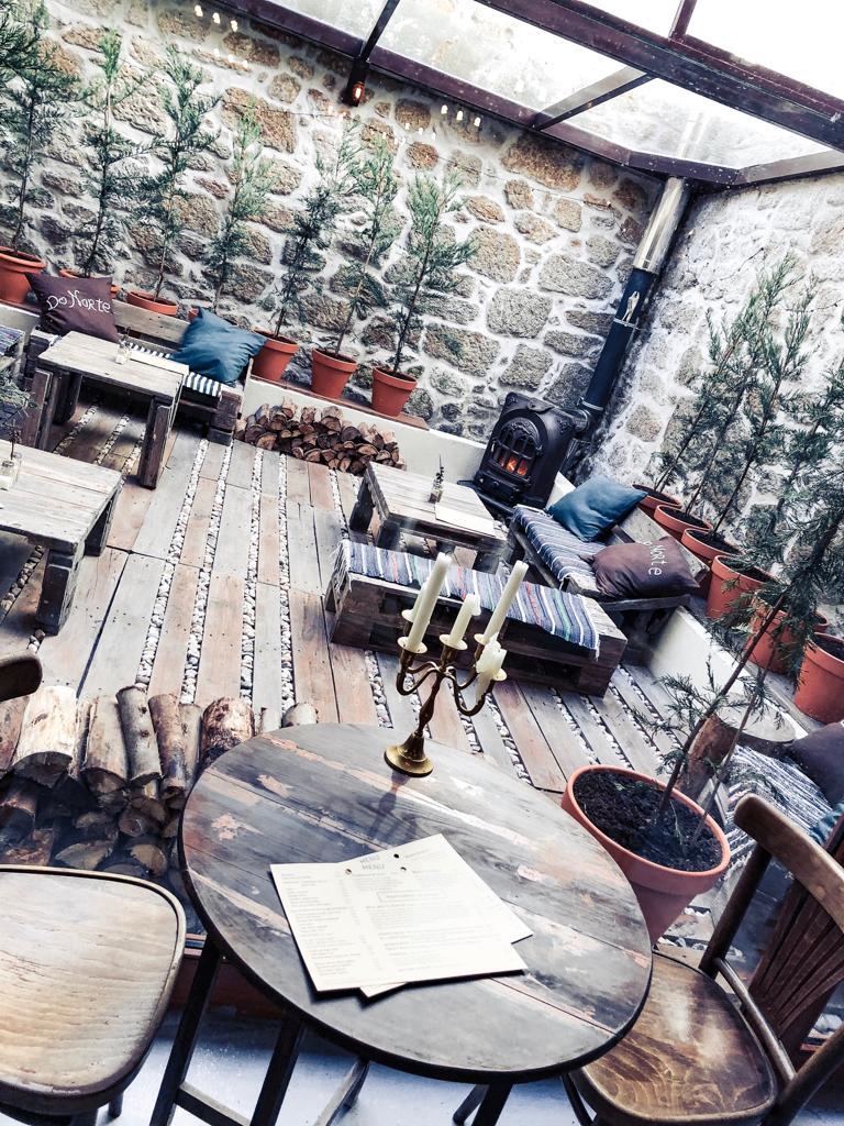 Кофейня, которую открыли екатеринбуржцы