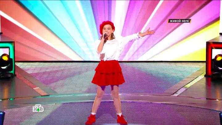 Юная сибирячка с непростой судьбой стала участницей шоу талантов на «НТВ»