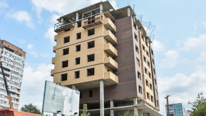 В Ростове возобновилось строительство трех проблемных домов