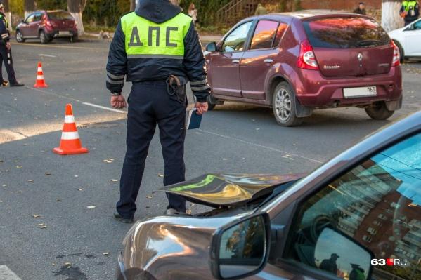 Чаще всего водители попадают в ДТП из-за нарушений скоростного режима