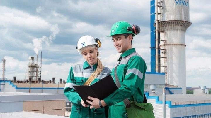 Пермский завод «УРАЛХИМа» стал первым по производительности труда в регионе