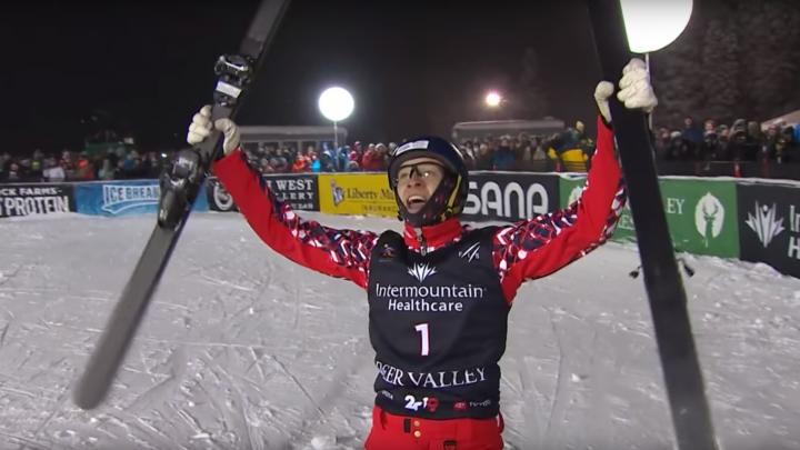 20-летний спортсмен из Ярославля стал победителем чемпионата мира в США: видео выступления