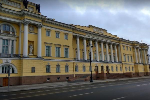 Конституционный суд встал на сторону Годунова