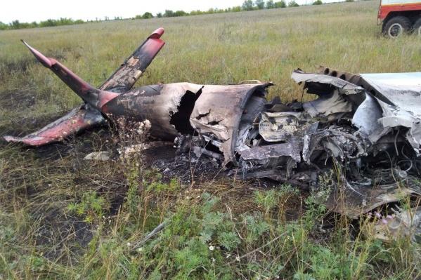 Шансов выжить у пилота не было