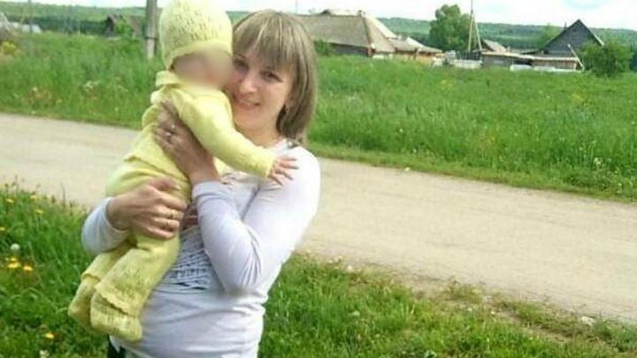 Пропавшая с полугодовалым малышом молодая мама спустя две недели вернулась домой