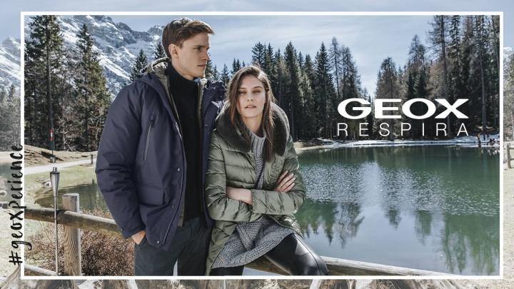 Зима будет теплой: итальянский бренд Geox представил стильные пуховики для холодов