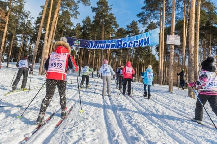 На этой неделе пройдёт уже 37-я гонка «Лыжня России»