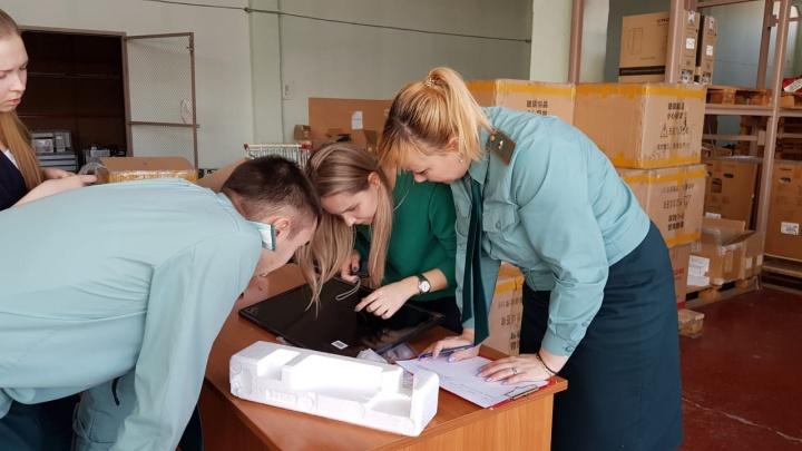 На Урале сорвали поставку «серой» компьютерной техники, которую планировали продать через госзакупки