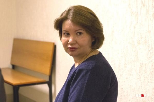 Светлана Кирилина — дочь гендиректора «Прогресса» Александра Кирилина — на предприятии занимала должность главного бухгалтера<br>