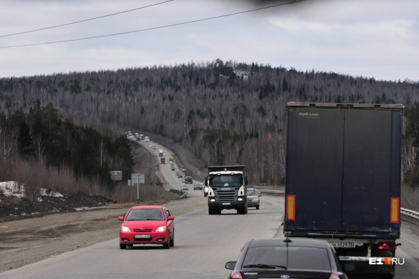 Сразу на десяти участках Пермского тракта запретят обгонять