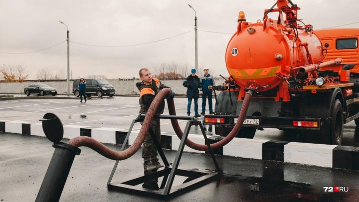 Тюменская область «сольет» полмиллиарда рублей из бюджета в курганскую канализацию