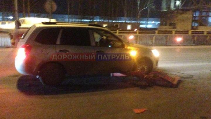 Под Уфой «Лада-Калина» влетела в ограждение: пострадал ребёнок