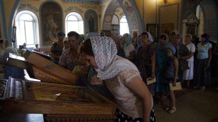 «Начали в Городище, закончим в Камышине»: в Волгоградской области проходит многодневный крестный ход