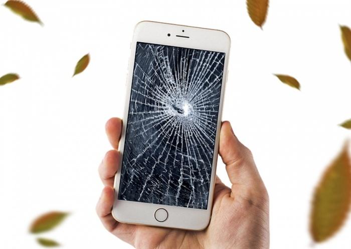 Новосибирцы разбивают телефоны чаще, чем керамические кружки