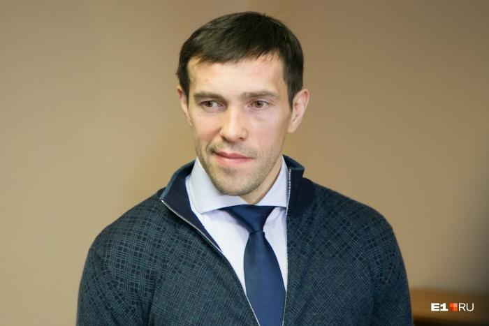 Павел Дацюк начинал свою карьеру в Екатеринбурге и здесь же  получил высшее образование