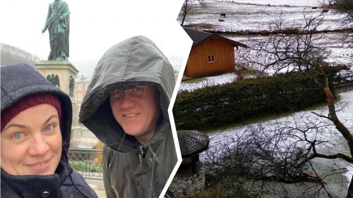 «Казалось, что крышу снесёт»: ярославцы попали в шторм «Сиара», разгромивший Европу
