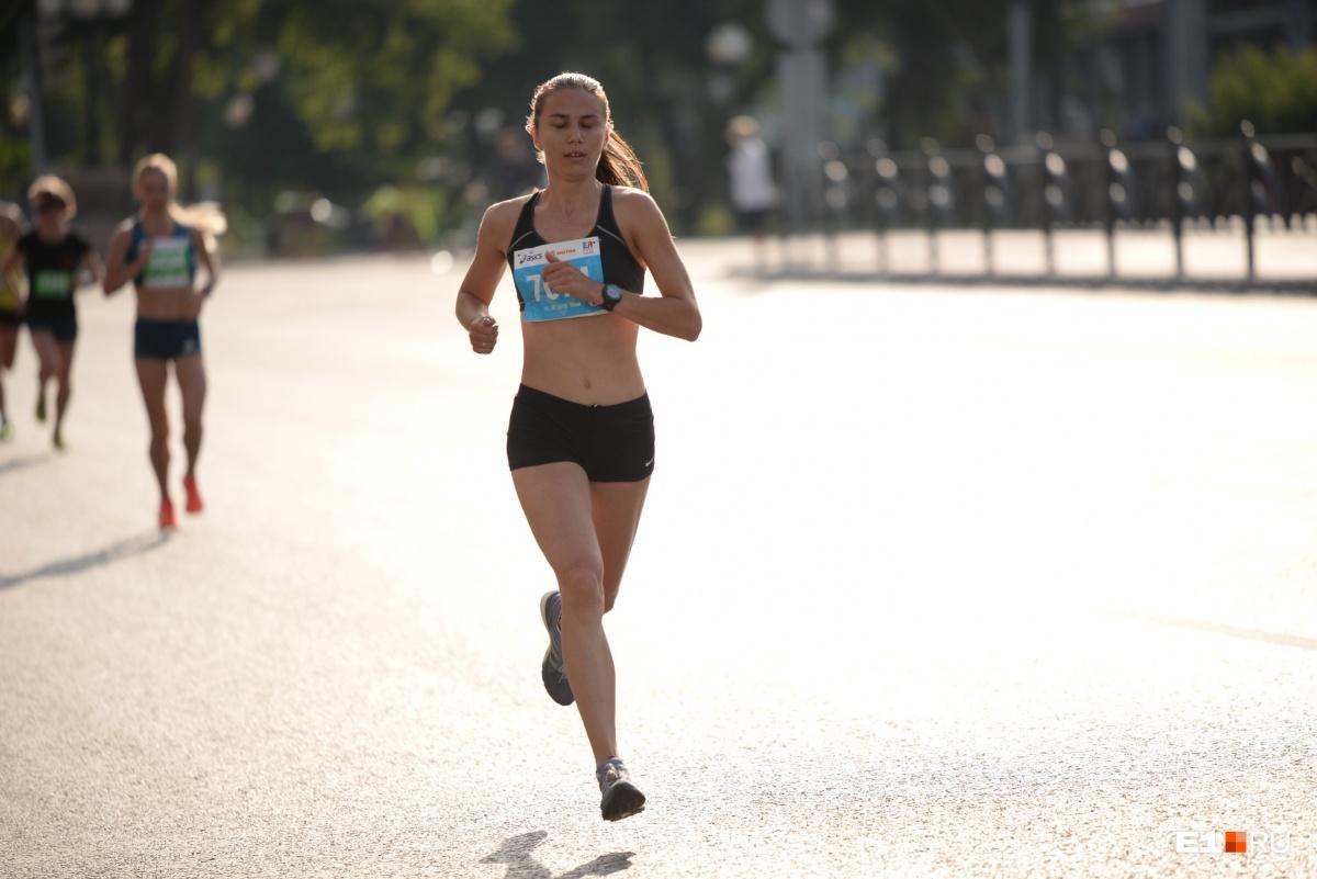 Напоминание о том, что бег — это очень красиво