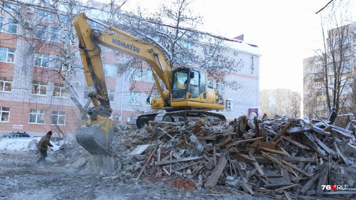 «Район будет не узнать»: что построят на Пятёрке, где сносят старые бараки. Фото и видео