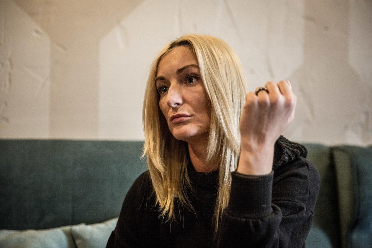 Ирина Сыпко не знает, как жить дальше, но хочет пока только одного: чтобы суд закончился и все подсудимые оказались в тюрьме