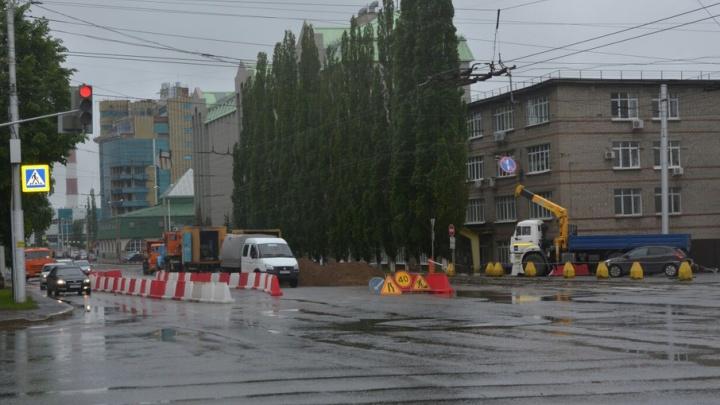 Стало известно, когда восстановят движение по улице Зорге в Уфе