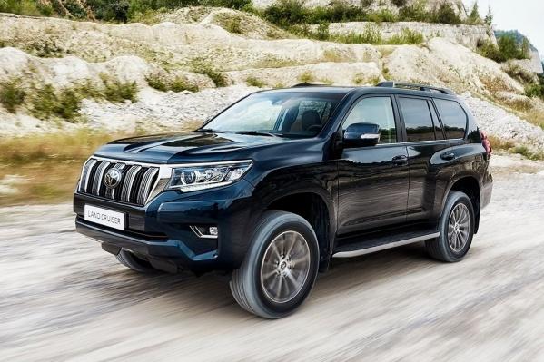 Toyota Land Cruiser Prado стоит от 2,5 миллиона рублей