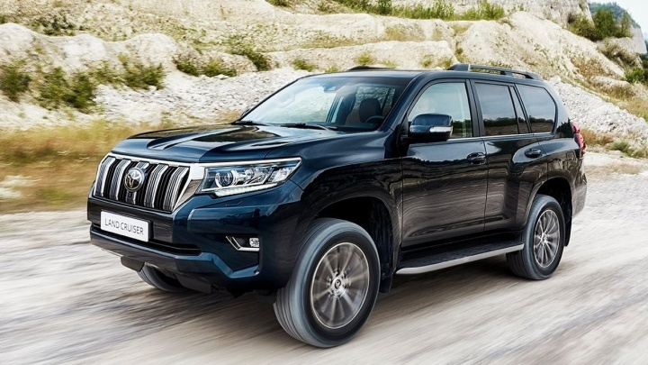 УАЗ объявил о выпуске своего «Лэнд Крузер Прадо» за 1,5 миллиона рублей