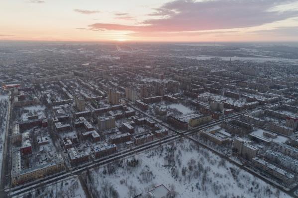 В Волгограде сегодня будет держаться0 °С