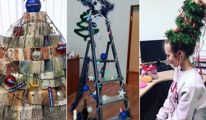Тащите ваши елки: запускаем традиционный конкурс на самый креативный офис Екатеринбурга