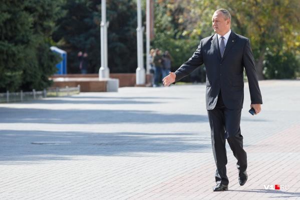 Андрей Косолапов протянул руку предложению стать замом Андрея Бочарова