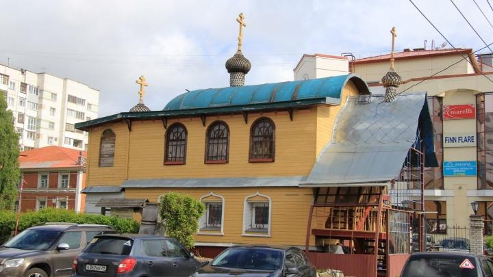 Суд не дал владельцу иконной лавки на Чумбаровке отсрочить снос постройки