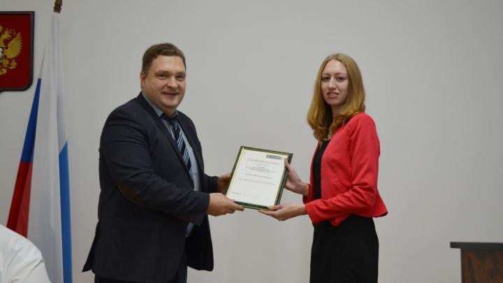 Россельхозбанк отметил стипендиями лучших студентов Омского ГАУ