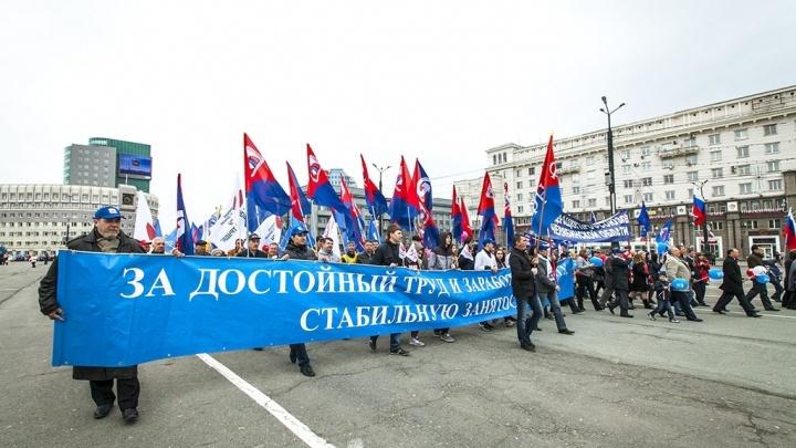 В центре ожидается до 20 тысяч человек: рассказываем, какие улицы Челябинска перекроют на Первомай