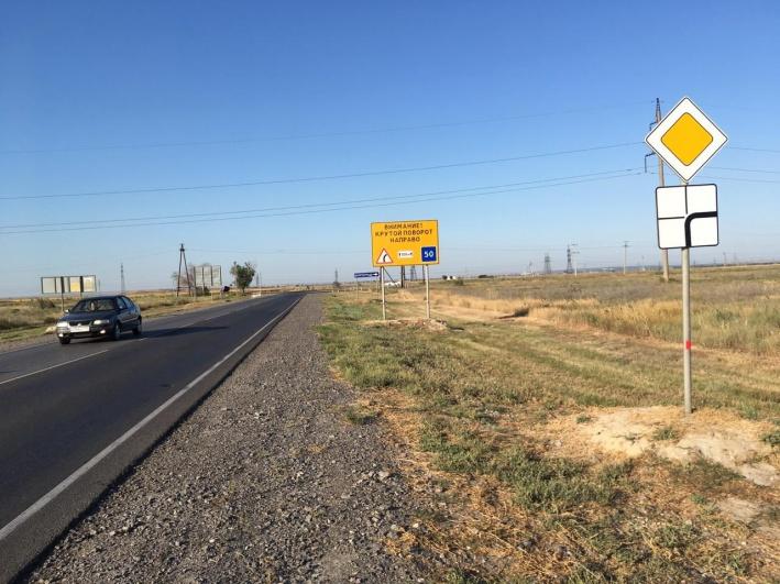 Волгоградцы уверены, что виной всех аварий на повороте в Красноармейский район стала скорость