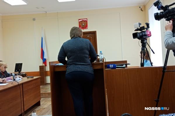 Ирина Старовикова в ходе судебного процесса отказывалась признавать свою вину