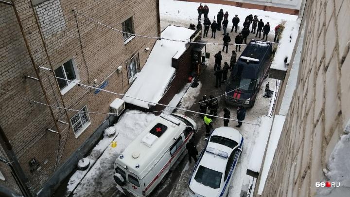 Расследовать ЧП в пермской гостинице будет центральный аппарат СК России