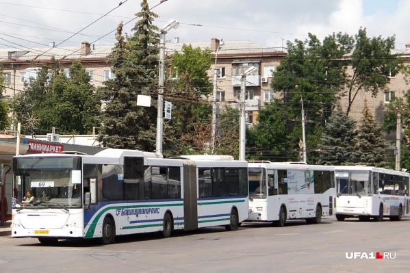 Автобус сумел неприятно удивить журналиста