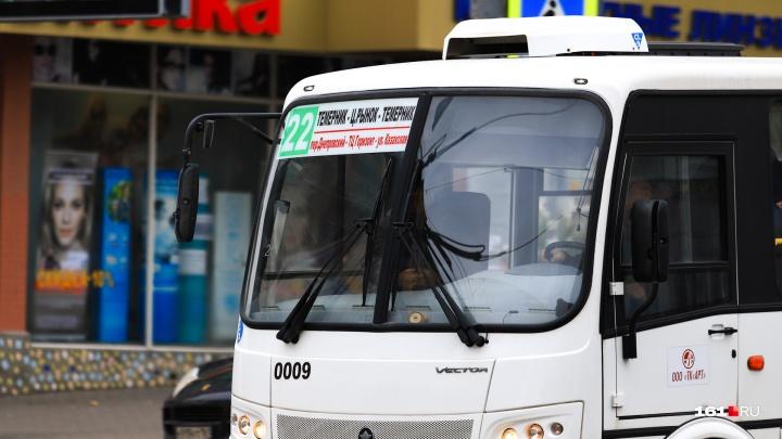 В Ростове автобусы на маршруте №22 заменят на большие