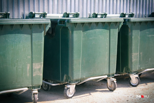 Купить новые баки для мусора хотели за бюджетный счёт, но торги отменили по предписанию УФАС