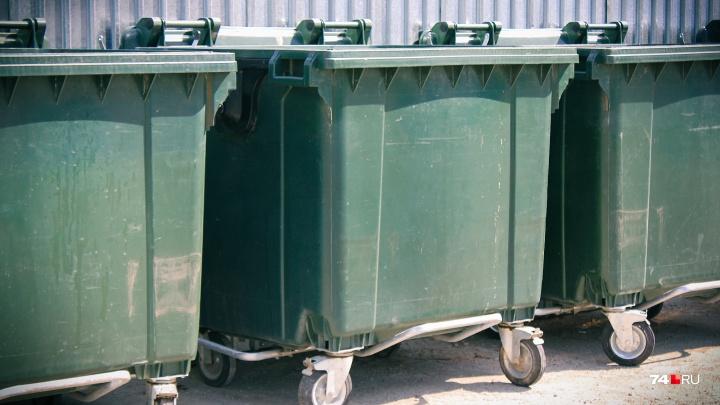 «Назвали нецелевым использованием денег»: в Челябинске отменили закупку баков для сортировки мусора