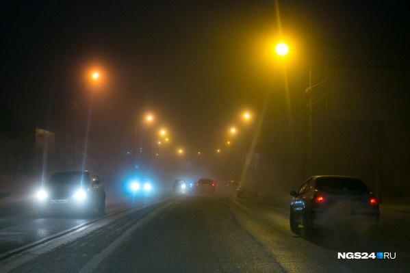 Проблемы с воздухом в Красноярске тянутся с прошлой недели