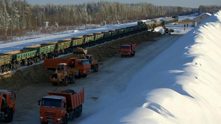 Ростехнадзор признал «мусорное» строительство на станции Шиес незаконным