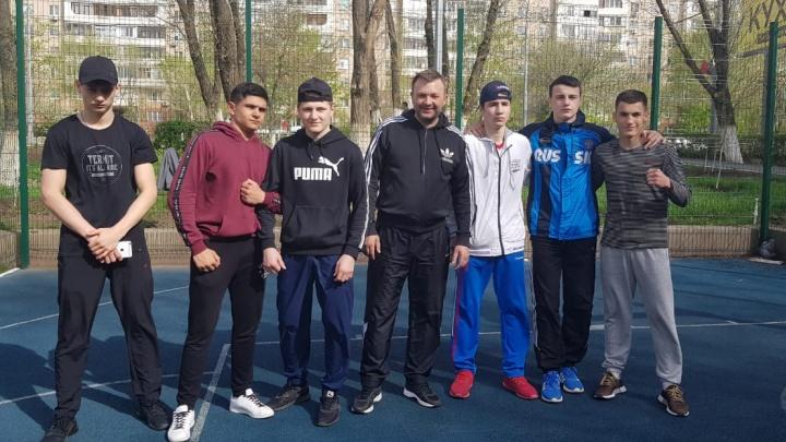 Уволенный тренер по боксу рассказал Владимиру Путину про коррупцию в Волгоградской области