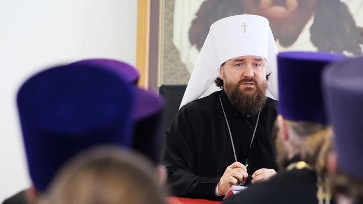 Митрополит Григорий высказался о скандале с мощами и ранее судимым священником на Южном Урале