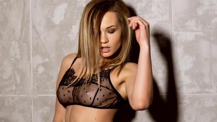 Ярославна попала в десятку самых сексуальных девушек страны