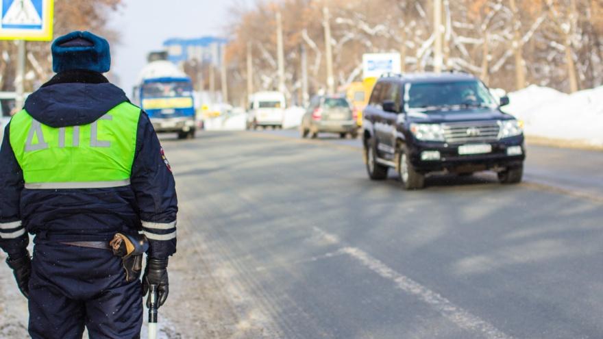 В Самарской области воры угнали машину с ребенком внутри