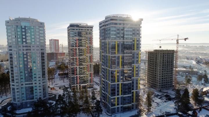 Атомные стройки: обзор современного и доступного жилья, в которое легко переехать