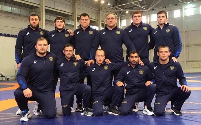 Новосибирец возглавил сборную России на чемпионате мира по греко-римской борьбе